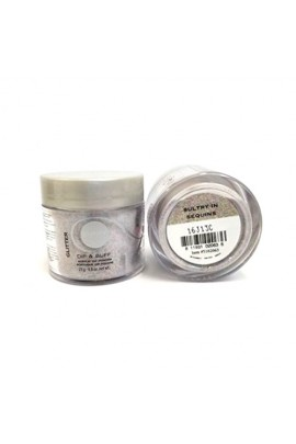 Entity Dip & Buff Acrylic Dip System - Sultry in Sequins - 0.8oz / 23g