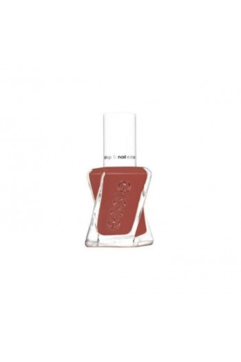 Essie Gel Couture - Hemmed on the Horizon Collection - Stitched & Sandy - 13.5ml / 0.46oz