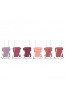 Essie Gel Couture - Hemmed on the Horizon Collection - All 6 Colors - 13.5ml / 0.46oz Each