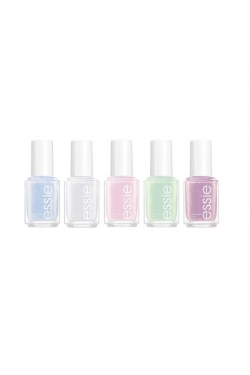 Essie Nail Lacquer - Winter 2020 Limited Edition Collection - 5 Colors - 13.5 mL / 0.46 oz each