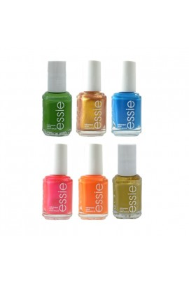 Essie Lacquer - Summer 2021 Collection - All 6 Colors - 13.5ml / 0.46oz each