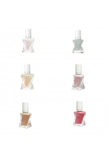 Essie Gel Couture - Wedding Collection 2021 - All 6 Colors - 13.5ml / 0.46oz Each