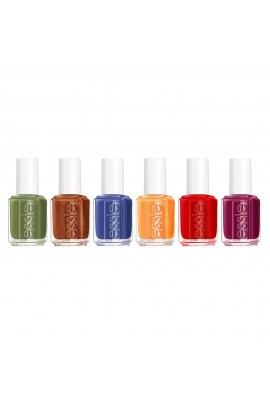 Essie Nail Lacquer - Fall 2020 Collection - All 6 Colors - 13.5ml / 0.46oz Each