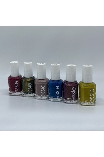 Essie Lacquer - Fall 2021 Collection - All 6 Colors - 13.5ml / 0.46oz each
