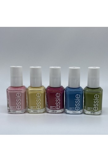 Essie Lacquer - Ferris Of Them All Collection - All 9 Colors - 13.5ml / 0.46oz each