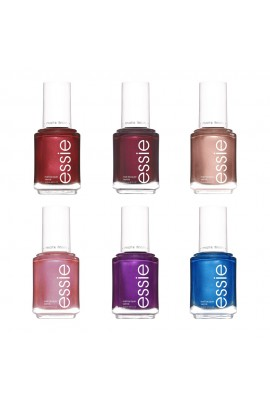 Essie Nail Lacquer - Game Theory Fall 2019 Collection - All 6 Colors - 13.5ml / 0.46oz Each