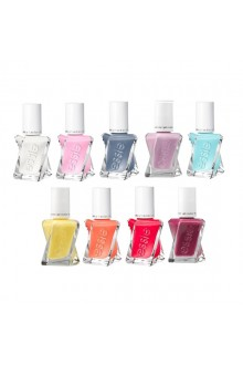 Essie Gel Couture - Avant-Garde 2018 Collection  - All 9 Colors - 13.5 mL / 0.46 oz