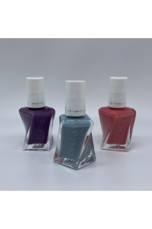 Essie Gel Couture - Museum Muse Collection - All 3 Colors - 13.5ml / 0.46oz Each