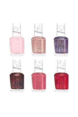 Essie Nail Lacquer - Originals Remixed Collection Spring 2020 - All 6 Colors - 13.5ml / 0.46oz Each