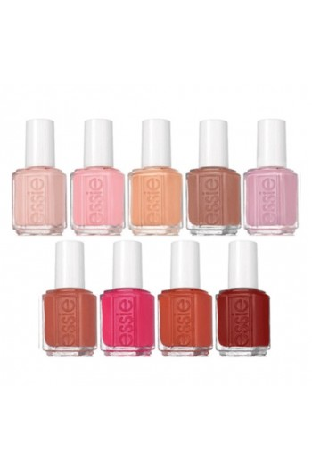 Essie Nail Lacquer - Rocky Rose 2019 Collection - All 9 Colors - 13.5ml / 0.46oz Each