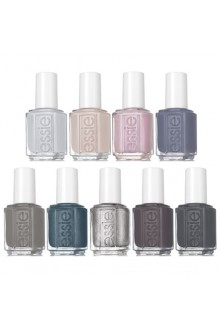 Essie Nail Lacquer - Serene Slate Collection 2019  - All 9 Colors  - 13.5 mL / 0.46 oz Each