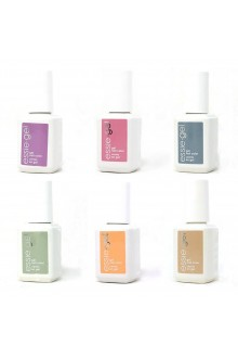Essie Gel - LED Gel Polish - Spring 2020 Collection - All 6 Colors - 12.5ml / 0.42oz Each