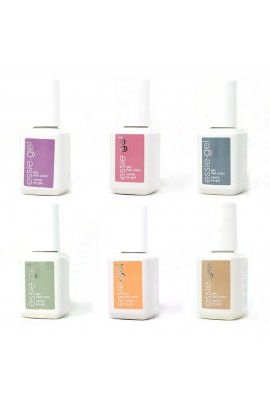Essie Gel - LED Gel Polish - Spring 2020 Collection - All 6 Colors - 12.5ml / 0.42oz Each