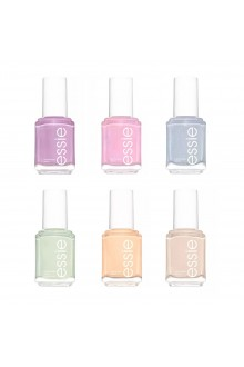 Essie Nail Lacquer - Spring 2020 Collection - All 6 Colors - 13.5ml / 0.46oz Each