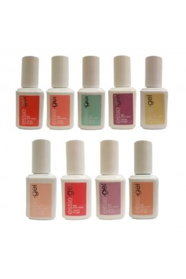 Essie Gel - LED Gel Polish - Sunny Business Summer 2020 Collection - 12.5ml / 0.42oz Each - All 9 Colors