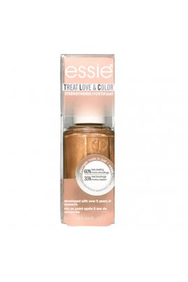 Essie Treatments - Treat Love & Color Strengthener - Metallics 2019 Collection - Pep in Your Rep - 13.5 mL / 0.46 oz