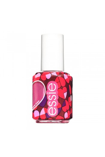Essie Nail Lacquer - Valentine's Day 2020 Collection - Piece, Love & Chocolate - 13.5ml / 0.46oz
