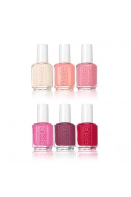 Essie Nail Lacquer - Soda Pop Shop Collection - All 6 Colors - 13.5 mL / 0.46 oz each