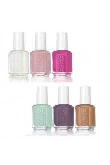 Essie Nail Lacquer - Summer 2018 Collection - All 6 Colors - 13.5 mL / 0.46 fl oz each