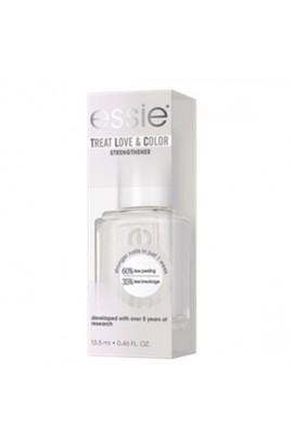 Essie Treatments - Treat Love & Color Strengthener - In the Balance - 13.5 mL / 0.46 oz
