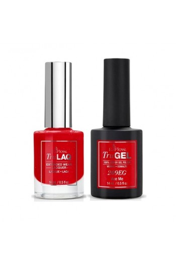 EzFlow Color Duos - LAQ & GEL - Ace Me 209ED - 14ml / 0.5oz