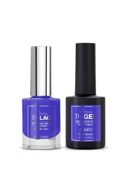 EzFlow Color Duos - LAQ & GEL - Truth Serum 166ED - 14ml / 0.5oz