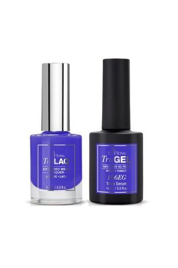 EzFlow Color Duos - LAQ & GEL - Truth Serum 166ED - 14ml / 0.5oz Each