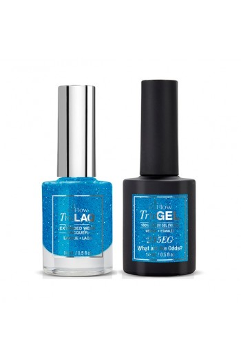 EzFlow Color Duos - LAQ & GEL - What are the Odds? 235ED - 14ml / 0.5oz