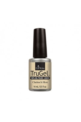 EzFlow TruGel LED/UV Polish - The 90's Recollection Collection - Clueless Is More - 14ml / 0.5oz