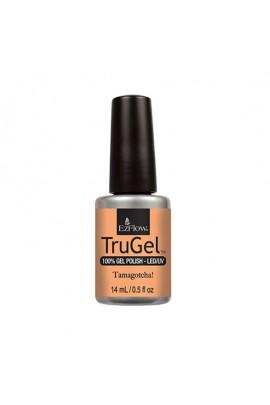 EzFlow TruGel LED/UV Polish - The 90's Recollection Collection - Tamagotcha! - 14ml / 0.5oz