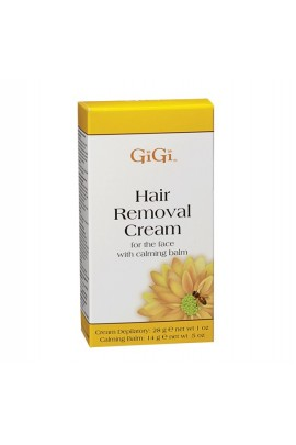GiGi - Hair Removal Cream - For The Face - 14 g / 28 g