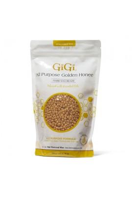 GiGi - Golden All Purpose Hard Wax Beads - 14oz / 396g