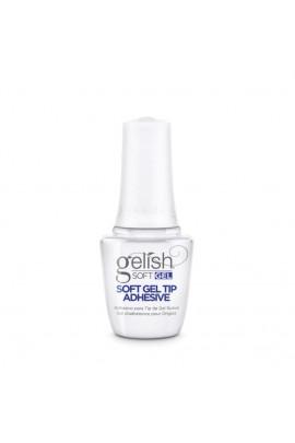 Harmony Gelish - Soft Gel Tip Adhesive - 9ml / 0.3 oz