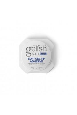 Harmony Gelish - Soft Gel Tip Adhesive - 5ml/0.17oz Jar