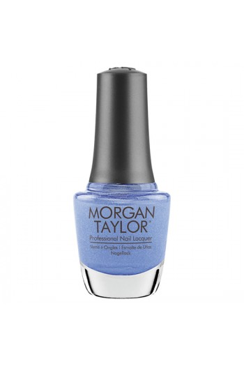 Morgan Taylor Nail Lacquer - Feel The Vibes Collection - Keepin' It Cool - 15ml / 0.5oz