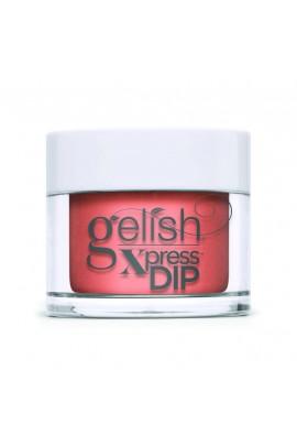 Harmony Gelish - XPRESS Dip Powder - Feel The Vibes Collection - Orange Crush Blush - 43g / 1.5oz