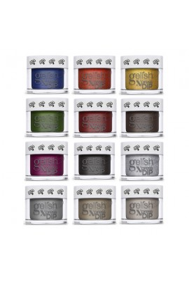 Harmony Gelish - XPRESS Dip Powder - Sing 2 Collection - All 12 Colors - 43g / 1.5oz Each
