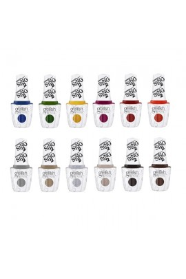 Harmony Gelish – Sing 2 Collection – All 12 Colors – 15ml / 0.5oz Each