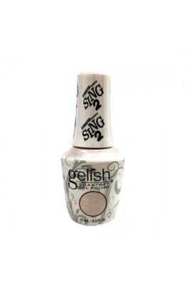 Harmony Gelish - Soak-Off Gel Polish - Sing 2 Collection - Coming Up Crystal - 15ml / 0.5oz