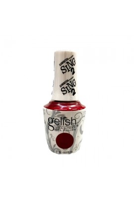 Harmony Gelish - Soak-Off Gel Polish - Sing 2 Collection - Red Shore City Rouge - 15ml / 0.5oz