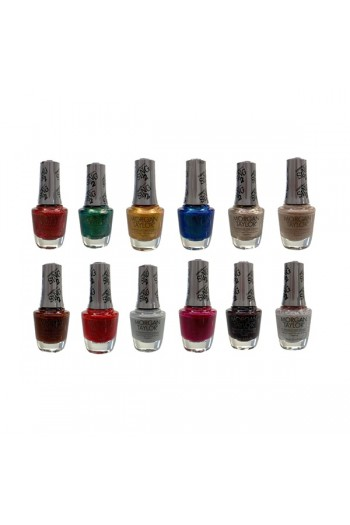 Morgan Taylor Nail Lacquer - Sing 2 Collection - All 12 Colors - 15ml / 0.5oz Each