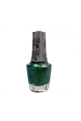 Morgan Taylor Nail Lacquer - Sing 2 Collection - Miss Crawly Chic - 15ml / 0.5oz