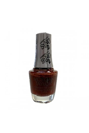 Morgan Taylor Nail Lacquer - Sing 2 Collection - Ready To Work It - 15ml / 0.5oz