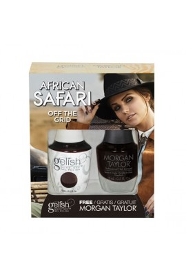 Gelish - Two of a Kind - African Safari Collection - Off The Grid