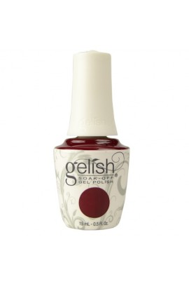 Nail Harmony Gelish - Thrill Of The Chill Winter 2017 Collection - Angling For A Kiss - 15ml / 0.5oz