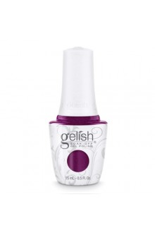 Nail Harmony Gelish - Black Cherry Berry - 0.5oz / 15ml