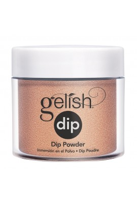 Harmony Gelish - Dip Powder - Champagne & Moonbeams 2019 Collection - Copper Dream - 23g / 0.8oz