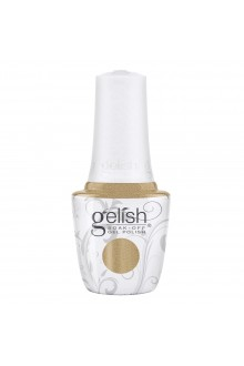 Harmony Gelish - Champagne & Moonbeams 2019 Collection - Gilded in Gold - 15ml / 0.5oz