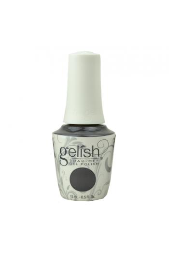 Harmony Gelish - Soak-Off Gel Polish - Disney Villains Collection - Smoke The Competition - 15ml / 0.5oz