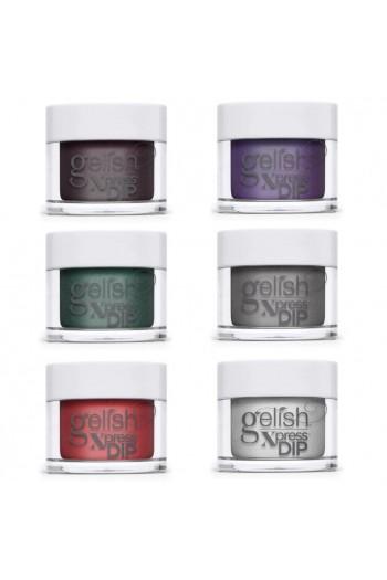Harmony Gelish - XPRESS Dip Powder - Disney Villains Collection - All 6 Colors - 43g / 1.5oz Each